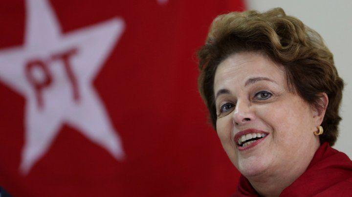Dilma sacó un 15%, quedó cuarta y no será senadora