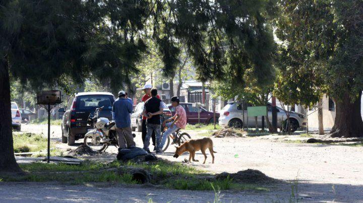 El joven fue asesinado en la zona de Orán y Almafuerte.