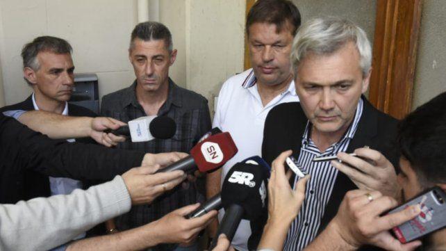 Carloni dijo que es importante que los principales actores estén a la altura de la fiesta más importante de la ciudad.