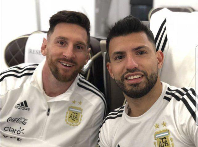 Messi y Agüero están entre los nominados al Balón de Oro