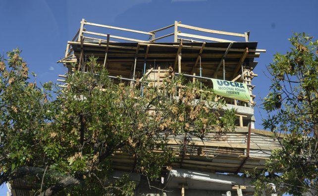 La Uocra reclama que hay 200 mil metros cuadrados de obra parados en el Concejo