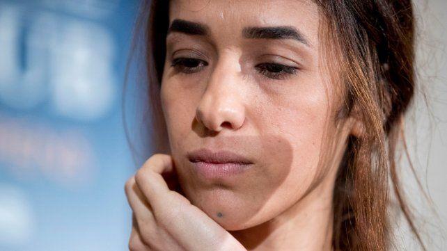 Nadia Murad. De 25 años.
