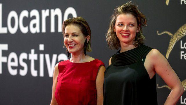 Felices. Mercedes Morán y María Alché