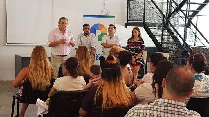 Más de 17 mil santafesinos beneficiados con planes de Nación para emprendedores