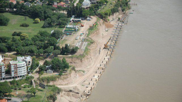 San Lorenzo: adjudican obra del paseo ribereño