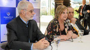 funcionarios y empresarios uruguayos, optimistas con la temporada estival