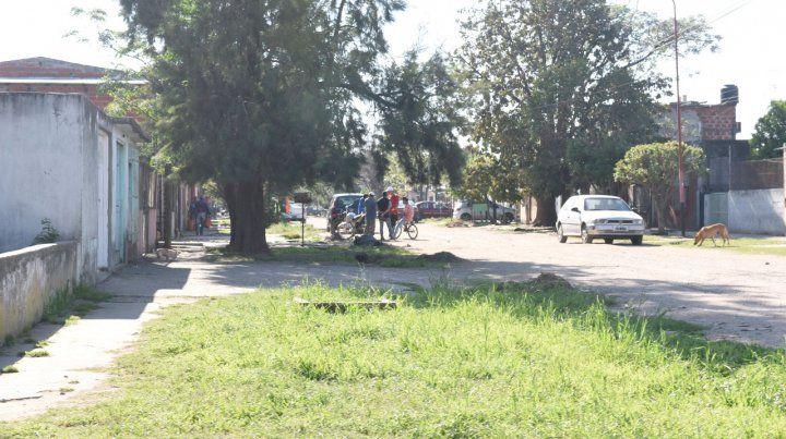 Parque Alegre. El crimen ocurrió la noche del domingo en Orán al 1400.