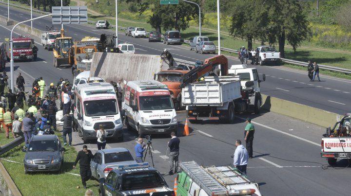 ONG reclama que la velocidad en Circunvalación no supere los 90 kilómetros por hora