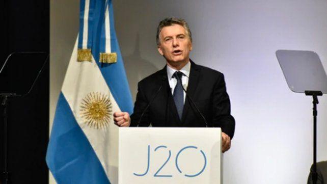Macri: Queremos que la Justicia sea la misma para todos, sin privilegios