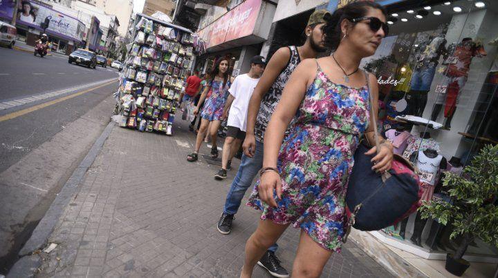 La calle San Luis