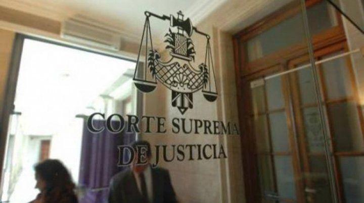 Presentación ante la Corte provincial por los tiempos de detención