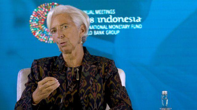 El FMI oscurece su pronóstico para la economía argentina