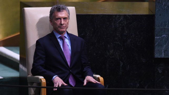 Macri: La Argentina está comprometida con la Justicia