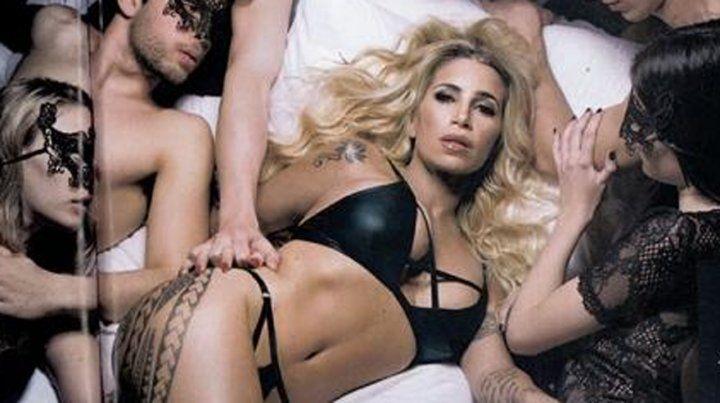 Florencia Peña reveló que hace tríos sexuales junto a su pareja