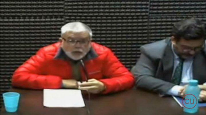 De Vido dijo que está acusado por la tragedia de Once por arte de Macri