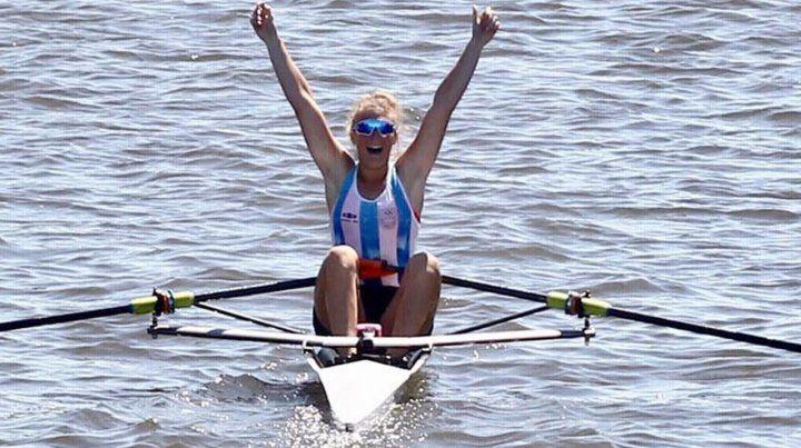 María Sol Ordas ganó la primera medalla de oro argentina
