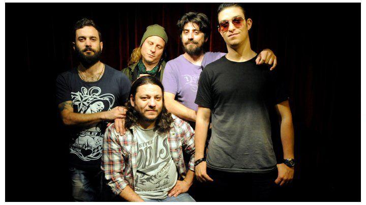 La banda de rock Cielo Razzo