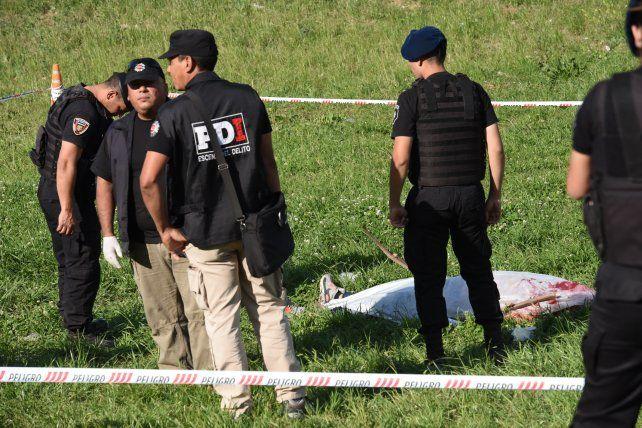 Detalles del crimen del joven que fue ejecutado en Circunvalación
