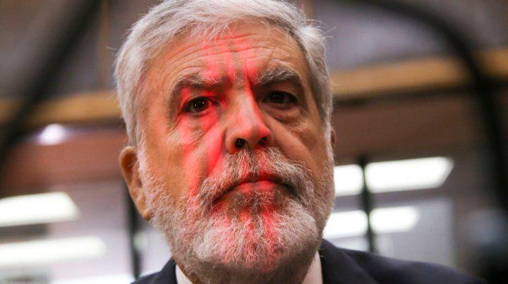 Ex ministro. El ex titular de Planificación está preso en Marcos Paz.