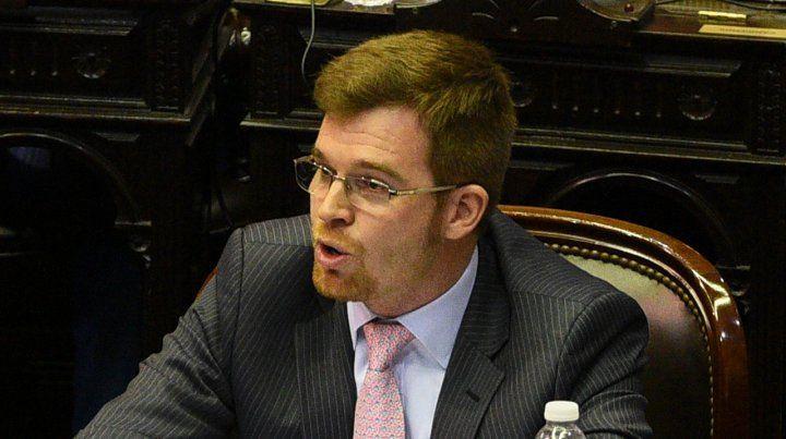 Massot salió a cuestionar la lentitud del Poder Judicial