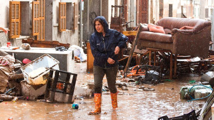 Al menos diez muertos por inundaciones en la isla de Mallorca