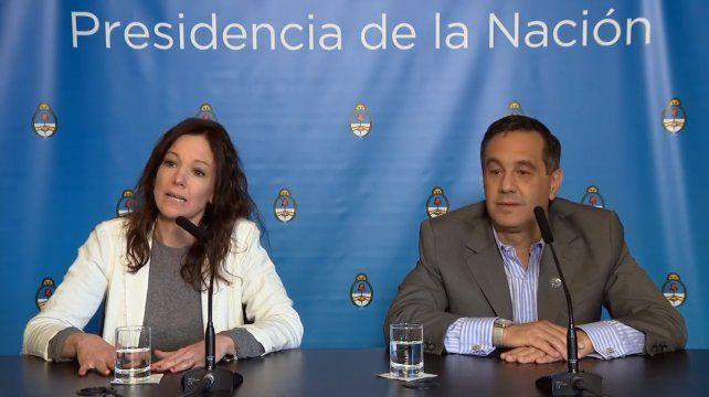 El gabinete le respondió a Carrió y disparó: Nadie debe condicionar al presidente