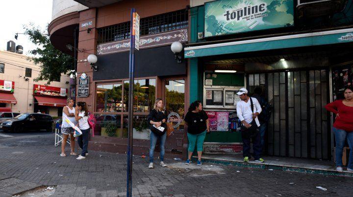Estudian hacer paradas de colectivos con alarma y cámaras para evitar robos