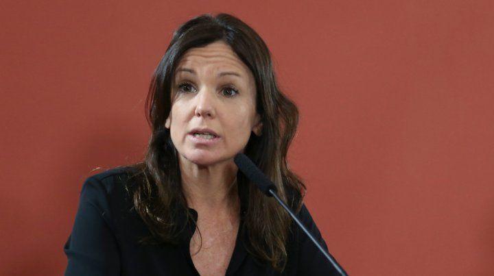 Dos ministros le marcaron la cancha a la diputada