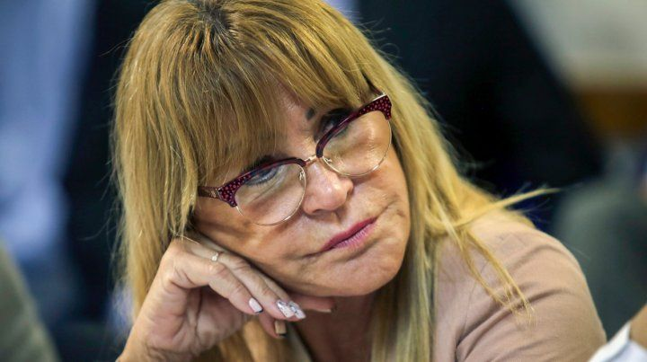 La diputada Ayala fue dada de alta tras una crisis cardíaca