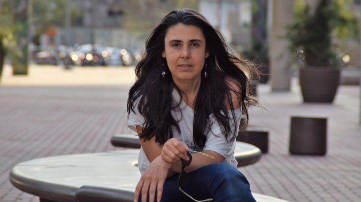 Sandra Corizzo. La cantante y pianista actúa hoy en el Atlas y será telonera del show de Silvio Rodríguez.