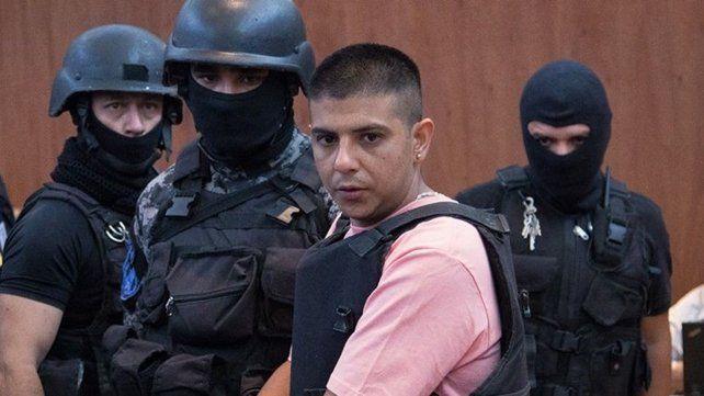 Condenado. Emanuel Chamorro