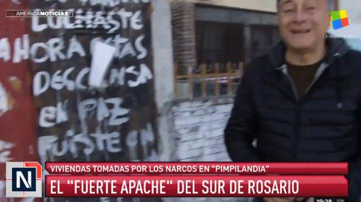 Un informe periodístico presenta a la zona sur como el Fuerte Apache de Rosario