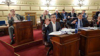 Aprobado. La iniciativa del senador Traferri pasó ahora a Diputados.
