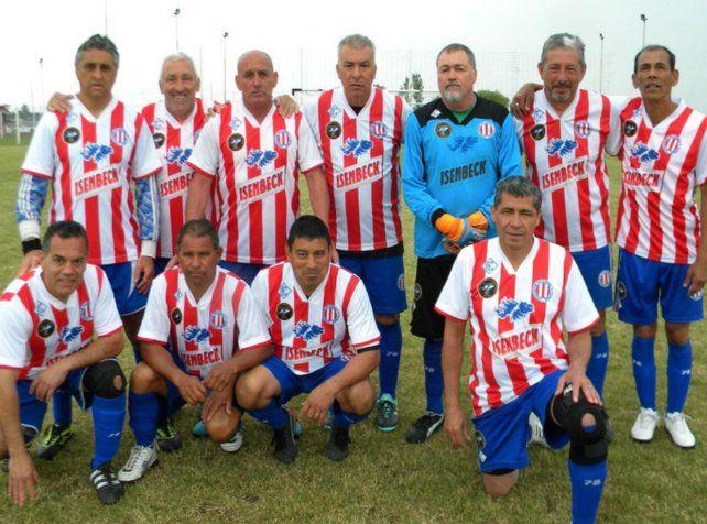 Los veteranos rosarinos de Malvinas pasaron a la final