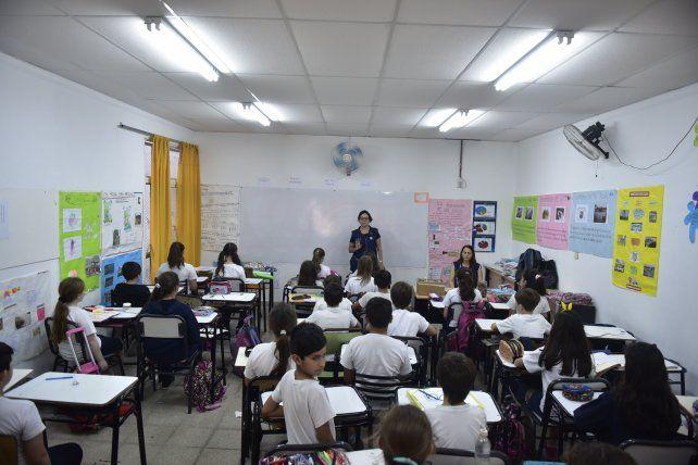 El ajuste de Nación se sentirá con mucha fuerza en las escuelas santafesinas durante 2019