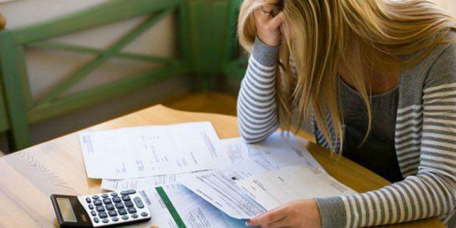 La crisis económica potencia el endeudamiento para llegar a fin de mes