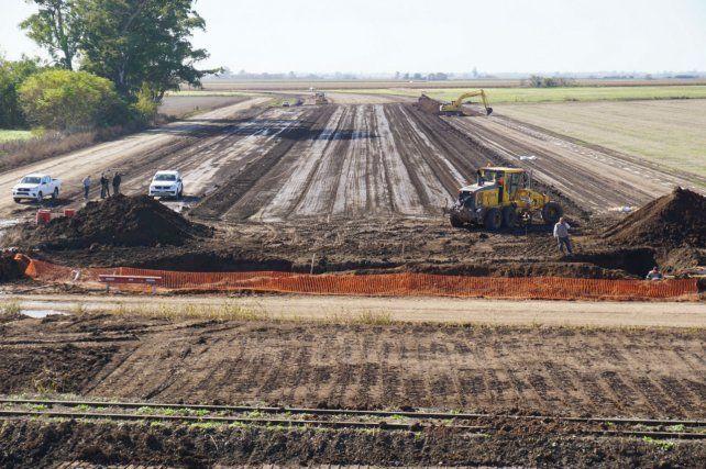 Infraestructura. Aseguran que Santa Fe está llevando a cabo un plan vial sin precedentes.