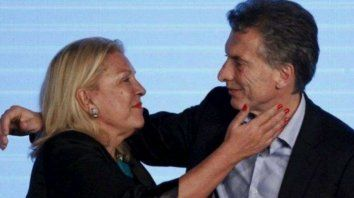 Te voy a perdonar cuando me lo saques a Garavano, le dijo Carrió a Macri esta semana.