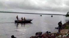 La Marina paraguaya suspendió un concurso de pesca en Corrientes