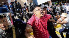 Mano dura. Los arrestos de ayer en Managua. La represión aumenta.