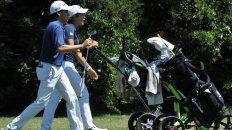 argentina logro el bronce en el mixto de golf