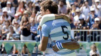 Final. Argentina venció a Francia 24 a 14 y cerró un torneo inolvidable.