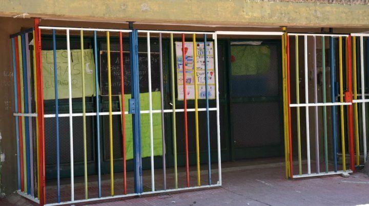 Por cuarta vez en el año, robaron en la escuela Gabriela Mistral