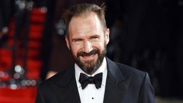 Ralph Fiennes, honrado por el cine europeo