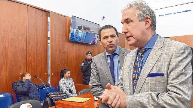 Fausto Yrure y Carlos Edwards