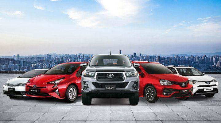 Autorosario SA invita el sábado al Toyota October Test
