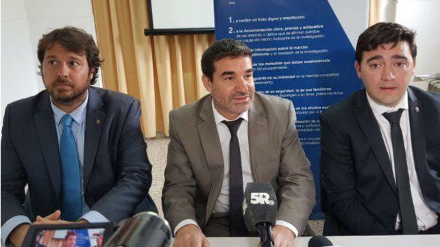 Catorce detenidos en 18 allanamientos por una megaestafa inmobiliaria en el sur provincial
