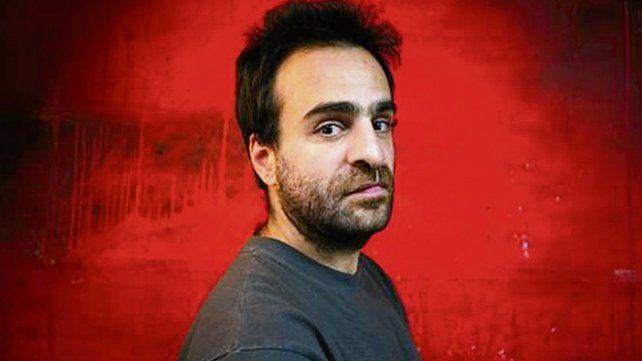 Director y guionista. Diego Levy viene del mundo de la fotografía.