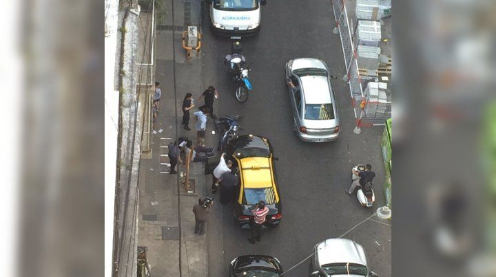 Seis heridos en un choque en cadena en Italia y Córdoba