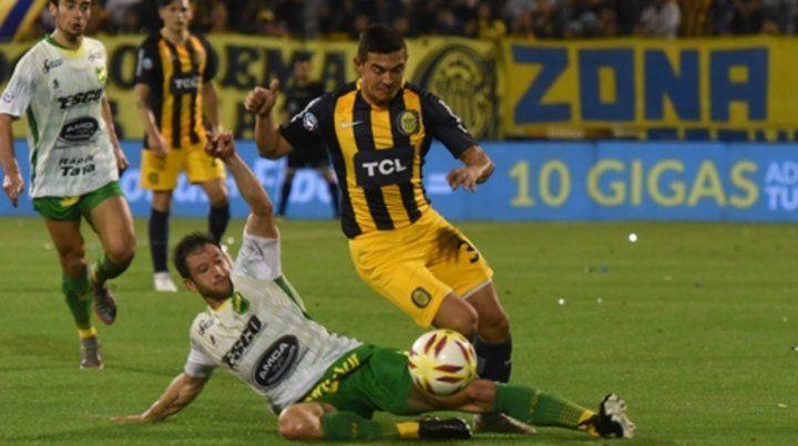 En acción. Lovera ingresó en todos los partidos pero nunca fue titular con Bauza.